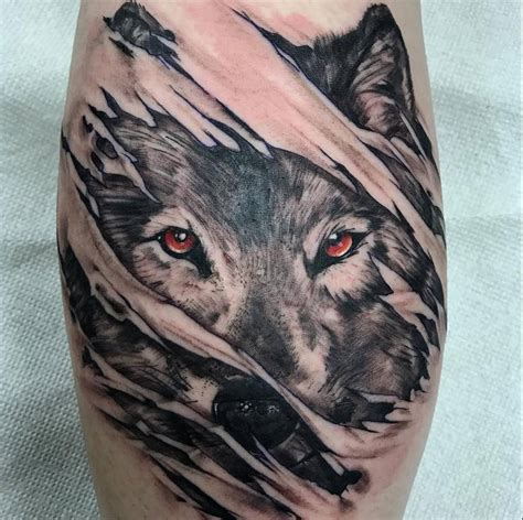 best wolf tattoos 85 meaningful wolf ideas define your personality