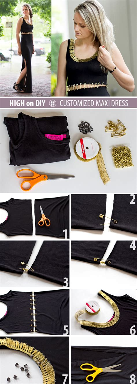 Diy Clothing Ideas by 10 Best Diy Fashion Fixes Diy Ideas Tips