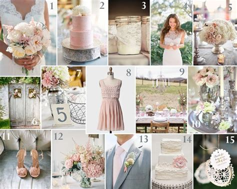 Pink & Gray Wedding Ideas   MYWVWEDDING.COM   Going to the