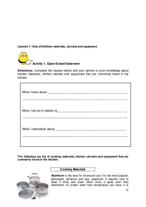 home ec lesson plans sle lesson plans for home economics home plan