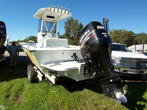 used aluminum center console boats for sale in louisiana 2015 used gaudet 27 aluminum center console center console