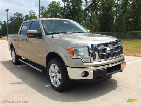 2012 pale adobe metallic ford f150 lariat supercrew 4x4 64511276 gtcarlot car color