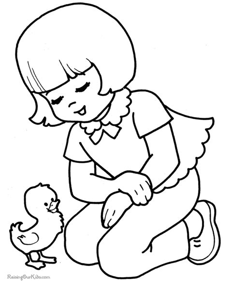 childrens coloring book pages coloring