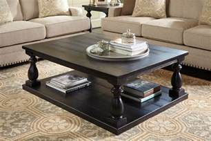 Home Design Stores Nashville Tn Signature Design By Ashley Mallacar Rustic Black Finish