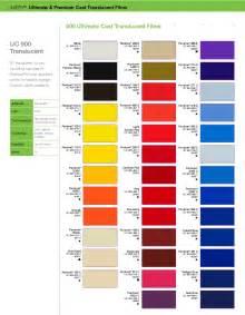 3m vinyl color chart 15 best images of color chart brown color chart