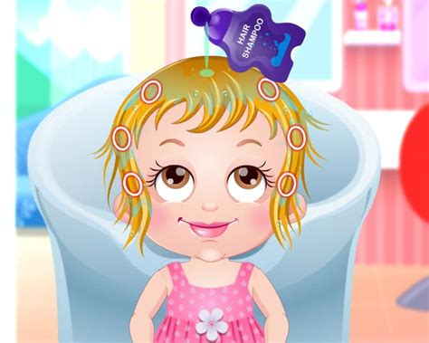 baby hairstyles games baby hazel hair day