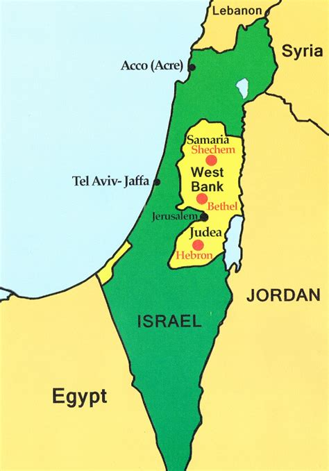 biblical map of israel where is the biblical land of israel revolution for jesus