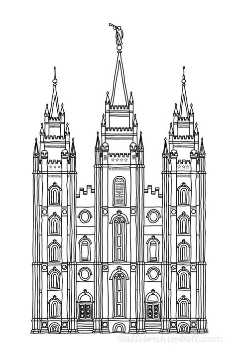 90 Best Free Lds Printables Images On Pinterest Church Lds Temple Template