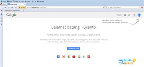 membuat akun baru dari gmail cara membuat akun email baru di gmail gratis fujianto21