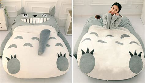 my neighbor totoro bed this totoro bed is the perfect gift for all miyazaki fans