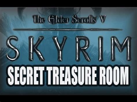 skyrim developer room skyrim secrets treasure developer room pc only