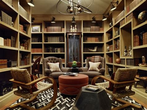 17 best ideas about masculine home offices on pinterest 20 masculine home office designs decorating ideas
