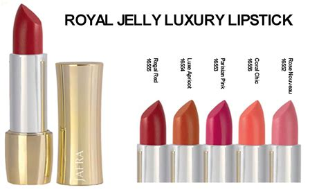 Lipstik Royal Jelly Coral Chic produk kosmetik herbal lipstik herbal lisptik royal jelly