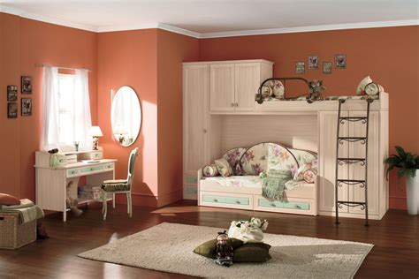 bunk bedroom ideas classic kids bedroom with bunk beds stylehomes net
