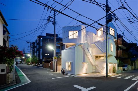appartment in tokyo tokyo apartment sou fujimoto architects mooponto