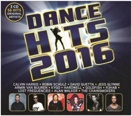 Cd Dnce Dnce 2016 By Club various artists hits 2016 cd raru