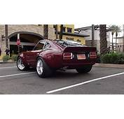 1976 Datsun 280Z Custom Which Dares To Be Different