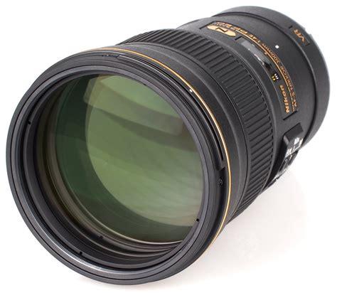 nikon af s nikkor 300mm f 4e pf ed vr lens review