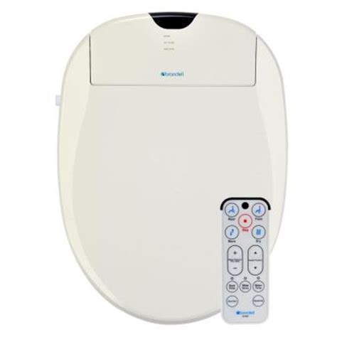 Home Bidet Toilet Seat Brondell Swash 1000 Electric Bidet Seat For Elongated
