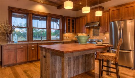 muebles de cocina madera rustica cocina r 250 stica de madera caba 209 as pinterest cocinas