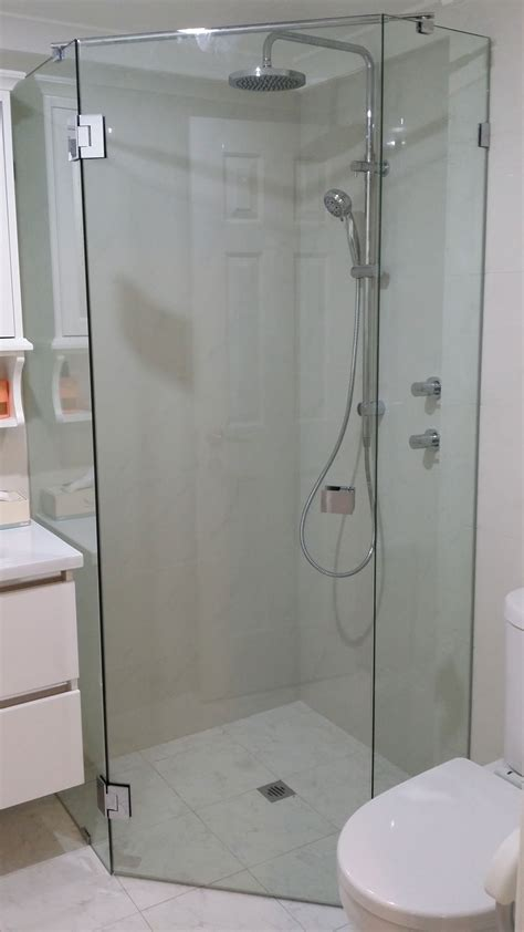 Frameless Corner Shower Doors Shower Screens Perth Frameless And Semi Frameless
