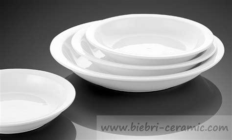 Piring Kue Keramik Porselen 6 Inch Polos grosir hotel restoran digunakan keramik porselen sup
