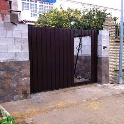 puertas correderas garaje precios precios de puertas de garaje correderas habitissimo