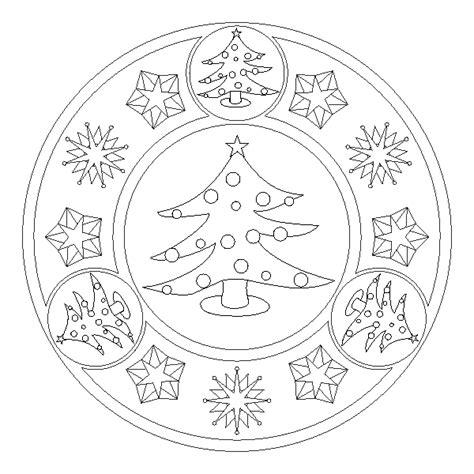 imagenes educativas mandalas navidad esos locos bajitos de infantil mandalas de navidad