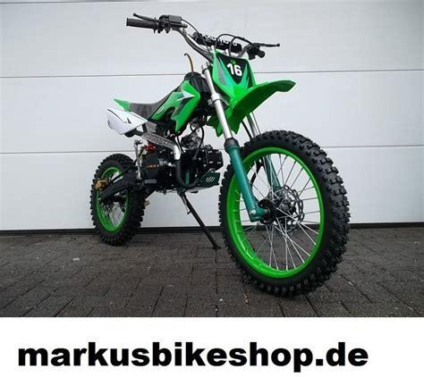 125ccm Motorr Der Cross by Pitbike Dirtbike 125ccm Crossbike Kinder Cross Motocross