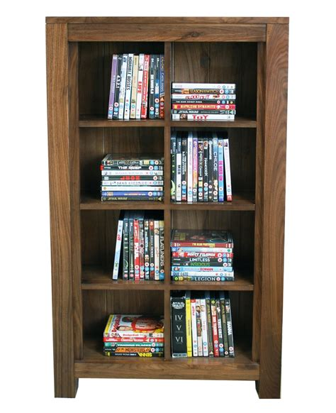 wood cd dvd cabinet leslie dame leslie dame 288 cd storage cabinet in walnut