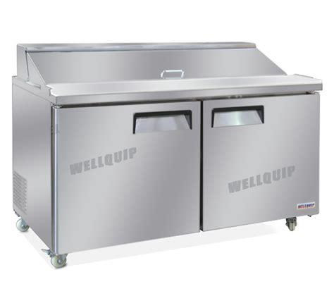 bench fridges for sale buy commercial saladette salad bench 2 door fridge ssa51