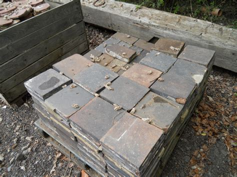 Handmade Quarry Tiles - reclaimed floor quarry tiles for guildford