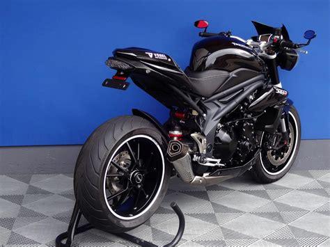 Triumph Motorrad Importeur Schweiz by Triumph Speed Triple 1050 Remus Vogel Motorbikes