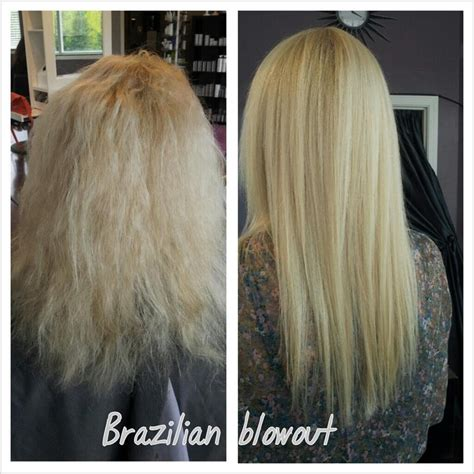 brazilian blowout before and after brazilian blowout before and after