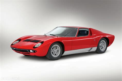 Lamborghini Miura S 10 Classic Supercars Slower Than A Ford Taurus