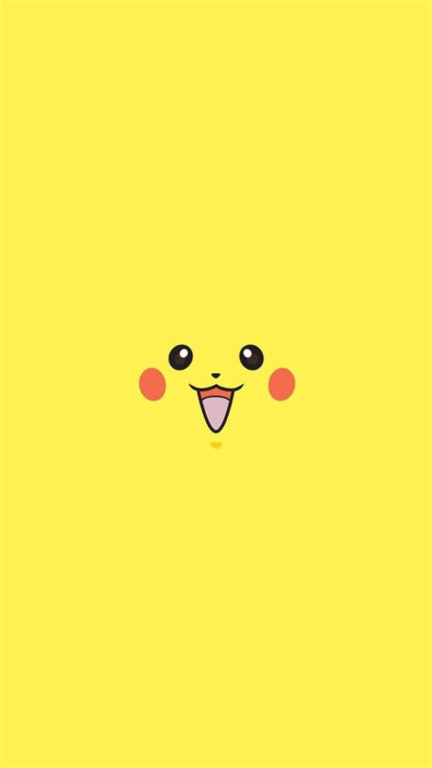 wallpaper iphone 6 android pikachu pokemon go character minimal android wallpaper