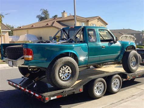 ford prerunner truck ford ranger prerunner cheapest ticket to the desert racing