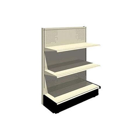 Gondola Shelf by Metal Gondola Shelves Steel Grocery Store Shelves