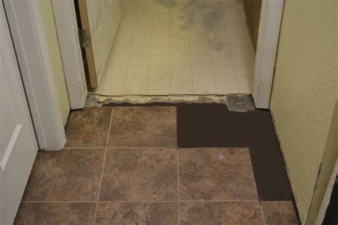 vinyl bathroom flooring tips to give your bathroom great bathroom progress and five reasons i love groutable self