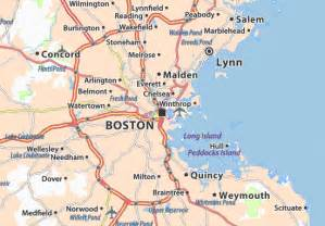 usa map with boston map of boston michelin boston map viamichelin