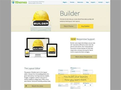 themes builder com 20 best wordpress theme frameworks for 2018