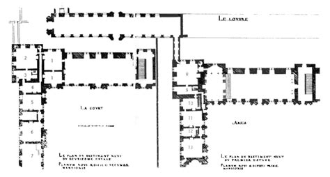 louvre museum floor plan image gallery louvre palace floor plan