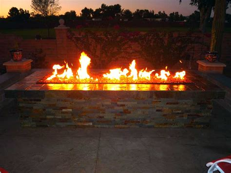 backyard gas fire pit backyard design ideas with fire pit large and beautiful