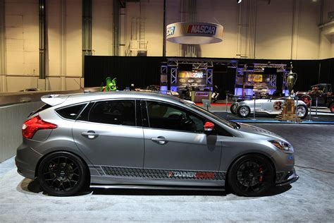 foust ford focus st 2013 foust racing focus st ford supercars net