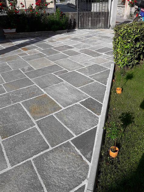 pavimento per giardini pavimenti per esterni in pietra porfidi mosaici per