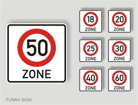 25 To 50 At Smashboxcom by Schild Zone Anfang Geburtstag Zonenschild 10 18 20 25 30