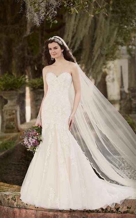 Classic Lace Wedding Dress Essense Of Australia Vintage Style Lace Wedding Dresses Uk