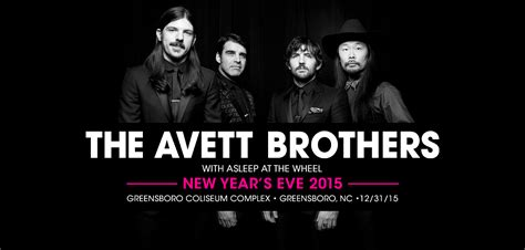 new year 2015 entertainment the avett brothers new year s 2015 cid entertainment