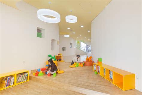 Floor Plan Architecture by Gallery Of Flower Kindergarten Jungmin Nam 23