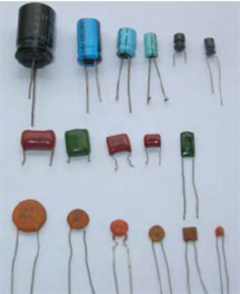 fungsi komponen kapasitor tantalum capasitor elektronika dasar